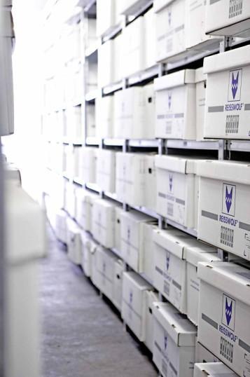 Внеофисное хранение документов